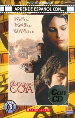 Imagem de LOS FANTASMAS DE GOYA + CD