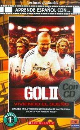 Imagem de GOL II - VIVIENDO EL SUENO + CD AUDIO