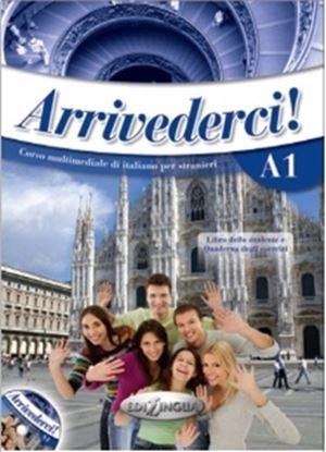 Imagem de ARRIVEDERCI! 1 LIBRO + CD AUDIO