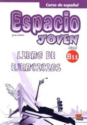 Imagem de ESPACIO JOVEN B1.1 LIBRO DE EJERCICIOS