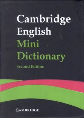 Imagem de CAMBRIDGE ENGLISH MINI DICTIONARY - 2ND ED