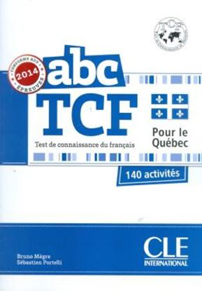 Imagem de ABC TCF POUR LE QUEBEC - CONFORME EPREUVES 2014 - LIVRE + CD AUDIO