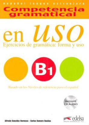 Imagem de COMPETENCIA GRAMATICAL - EN USO B1 - LIBRO + CD AUDIO