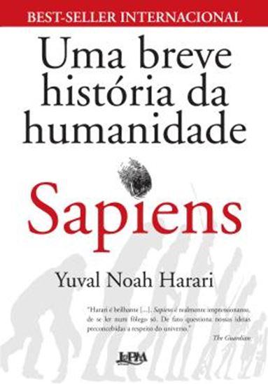 Picture of SAPIENS - UMA BREVE HISTORIA DA HUMANIDADE