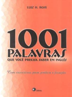 Imagem de 1001 PALAVRAS QUE VOCE PRECISA SABER EM INGLES