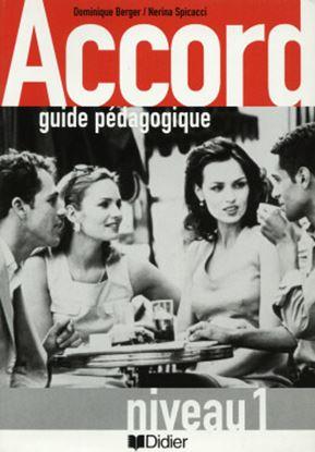 Imagem de ACCORD 1 - GUIDE PEDAGOGIQUE