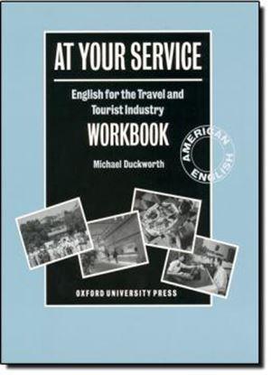Imagem de AT YOUR SERVICE - WORKBOOK