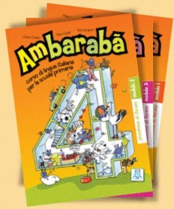 Imagem de AMBARABA 4 - QUADERNO DEGLI ESERCIZI