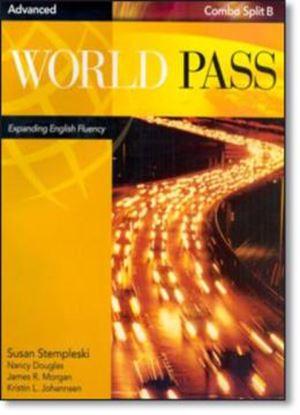 Imagem de WORLD PASS ADVANCED B COMBO WITH CD