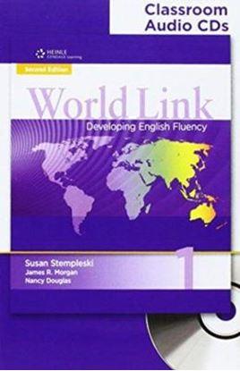 Imagem de WORLD LINK 1 - AUDIO CD 2ND EDITION