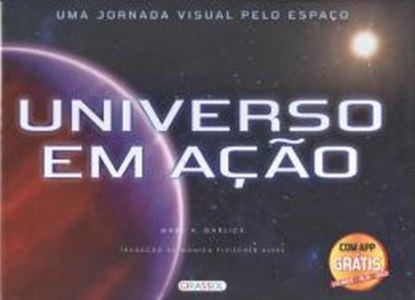 Imagem de  JORNADA VISUAL ESPACO UNIVERSO EM ACAO, UMA