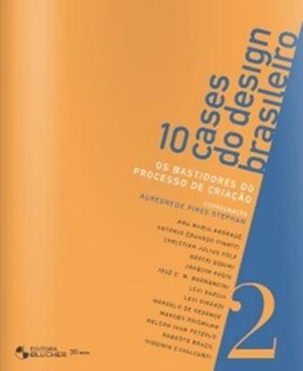 Imagem de 10 CASES DO DESIGN BRASILEIRO - VOLUME 2