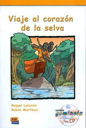 Imagem de VIAJE AL CORAZON DE LA SELVA CON CD