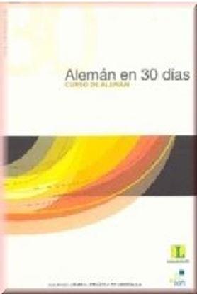 Imagem de ALEMAN EN 30 DIAS INCLUYE AUDIO-CD