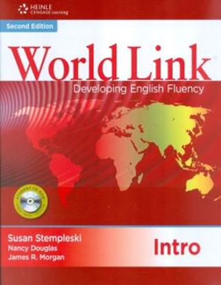 Imagem de WORLD LINK INTRO SB WITH CD-ROM - 2ND ED