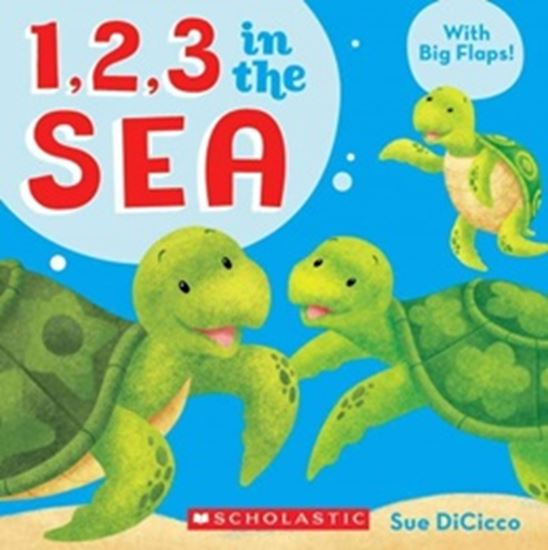 Picture of 1, 2, 3 IN THE SEA