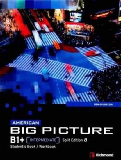 Picture of    PACK AMERICAN BIG PICTURE B1+ (SPLIT A+CD)