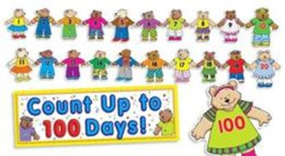 Imagem de 100TH DAY COUNTING BEARS
