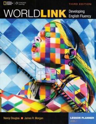 Imagem de WORLD LINK 1 LESSON PLANNER WITH CLASSROOM PRESENTATION TOOL - 3RD ED