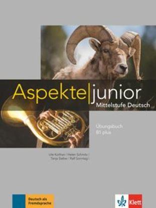 Imagem de ASPEKTE JUNIOR B1 PLUS - UBUNGSBUCH MIT AUDIO-DATEIEN ZUM DOWNLOAD