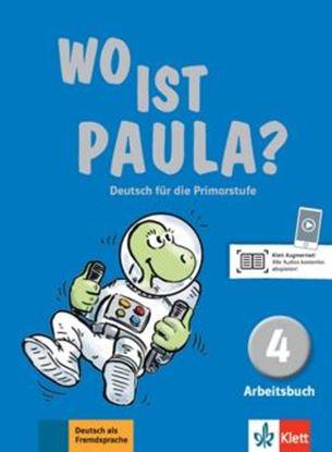 Imagem de WO IST PAULA? 4 ARBEITSBUCH MIT CD-ROM