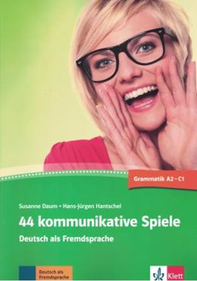 Picture of 44 KOMMUNIKATIVE SPIELE - GRAMMATIK A2/C1