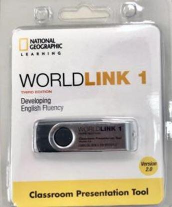 Imagem de WORLD LINK 1 CLASSROOM PRESENTATION TOOL USB - 3RD ED