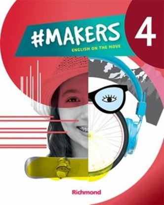 Imagem de #MAKERS 4 - ENGLISH ON THE MOVE