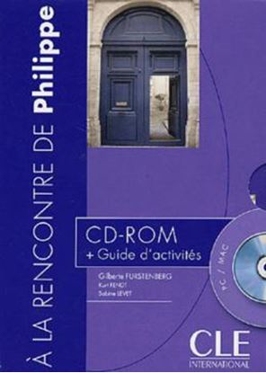 Imagem de A LA RENCONTRE DE PHILIPPE CD-ROM + GUIDE D´ACTIVITES
