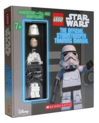 Imagem de  OFFICIAL STORMTROOPER TRAINING MANUAL - LEGO STAR WARS, THE