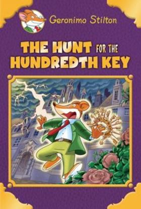 Imagem de  HUNT FOR THE 100TH KEY, THE - GERONIMO STILTON SPECIAL EDITION