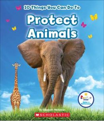 Imagem de 10 THINGS YOU CAN DO TO PROTECT ANIMALS