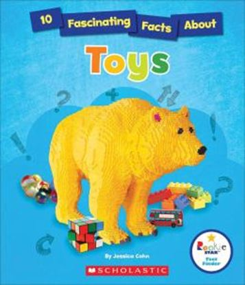 Imagem de 10 FASCINATING FACTS ABOUT TOYS