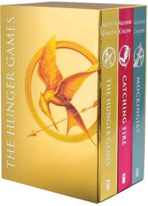 Imagem de  HUNGER GAMES BOX SET, THE