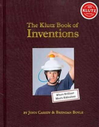 Imagem de  KLUTZ BOOK OF INVENTIONS, THE