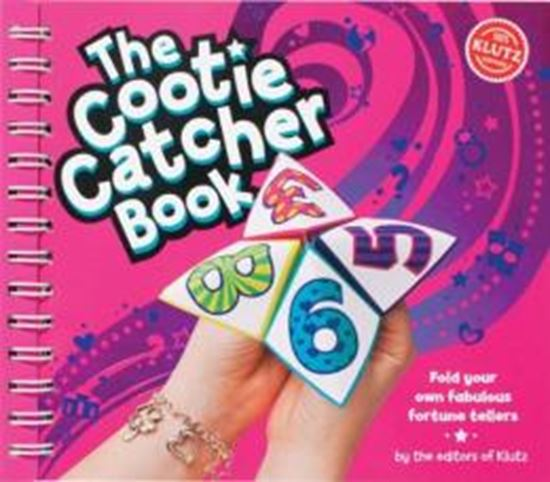 Picture of  COOTIE CATCHER BOOK, THE