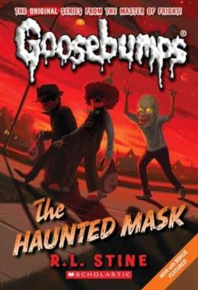 Imagem de  HAUNTED MASK - CLASSIC GOOSEBUMPS 4, THE