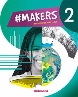 Imagem de #MAKERS 2 - ENGLISH ON THE MOVE
