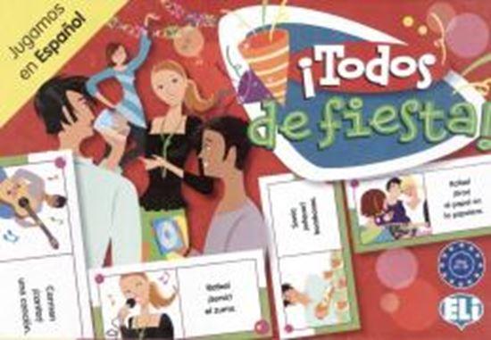 Picture of ¡TODOS DE FIESTA! - LIVELLO A2-B1