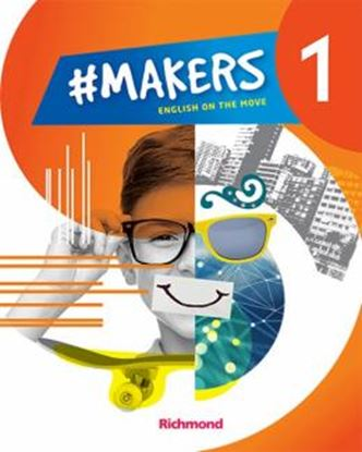 Imagem de #MAKERS 1 - ENGLISH ON THE MOVE