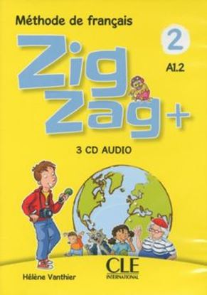 Imagem de ZIGZAG 2 - 3 CDS AUDIO COLLECTIF