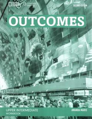 Imagem de OUTCOMES UPPER INTERMEDIATE WORKBOOK WITH AUDIO-CD - 2ND ED
