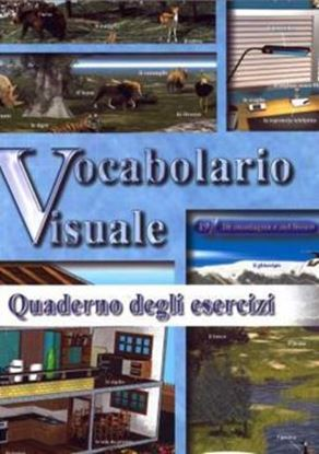 Imagem de VOCABOLARIO VISUALE - QUADERNO DEGLI ESERCIZI