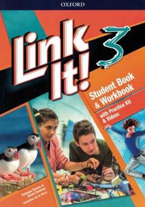 Imagem de LINK IT! 3 STUDENT PACK - 3RD ED.