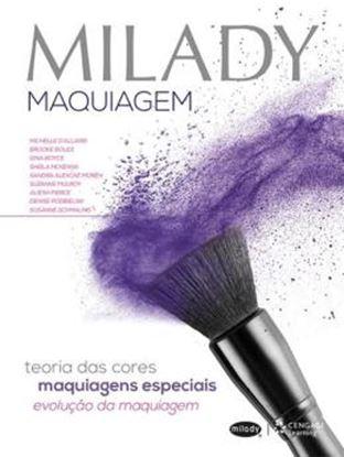 Imagem de MILADY MAQUIAGEM - TEORIA DAS CORES, MAQUIAGENS ESPECIAIS, EVOLUCAO DA MAQUIAGEM