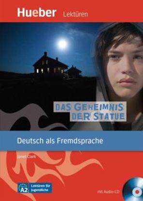 Imagem de LESEHEFT, DAS GEHEIMNIS DER STATUE, + CD